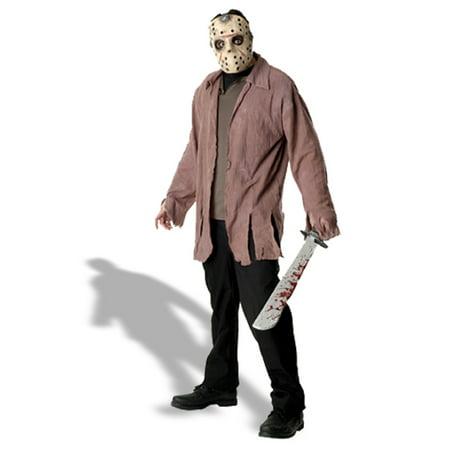 Men's Jason Voorhees Friday the Thirteenth Costume - Jason Voorhees Kids Costume