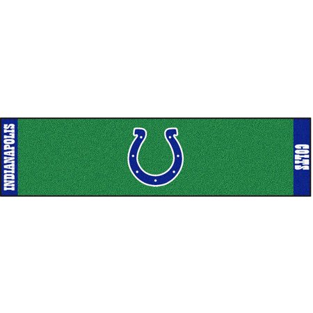 FanMats NFL Indianapolis Colts Putting Green Mat