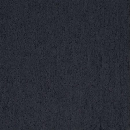 Designer Fabrics A867 54 in. Wide Graphite, Solid Chenille Upholstery Fabric