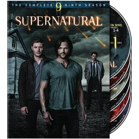 Supernatural  The Complete Ninth Season