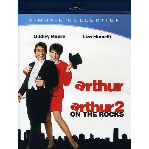 Arthur / Arthur 2: On The Rocks (Blu-ray) (Widescreen)