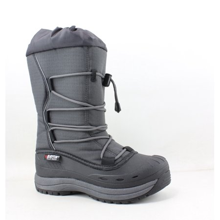 7dc89b3ddf6 New Baffin Womens Snogoose Charcoal Snow Boots Size 6