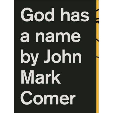 God Has a Name (If God Has A Refrigerator)