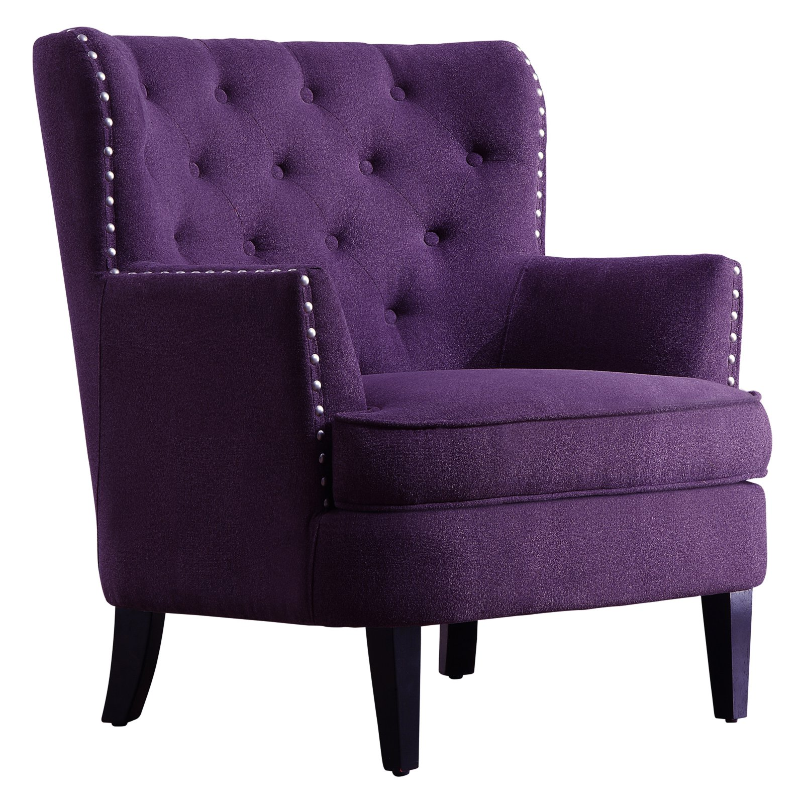 Rosevera Vasari Tufted Wingback Chair