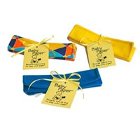 Ellas Bundle of Joy Baby Paper - Crinkly Baby Toy Gift Set - Boys