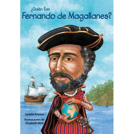 Quin Fue Fernando de Magallanes? / Who Was Ferdinand Magellan? (Spanish