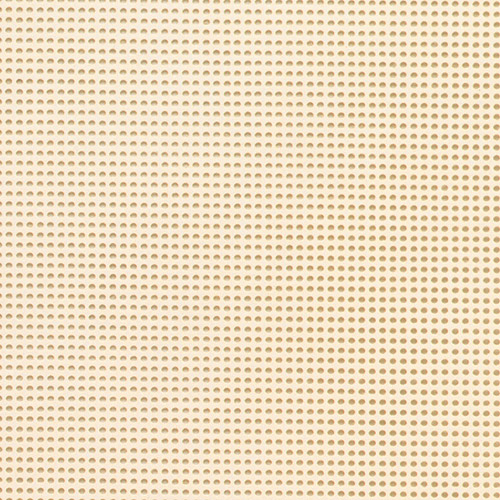 "Painted Perforated Paper 14 Count 9""X12"" 2/Pkg-Peach Sorbet"