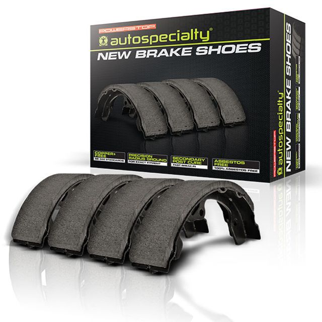 Power Stop B1023 Rear Autospecialty Brake Shoes