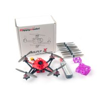 Happymodel 105mm Crazybee F4 PRO 2-3S Micro FPV Racing Drone w/ 25mW VTX 700TVL Camera Sailfly-X PNP BNF Compatible Frsky RX/Compatible Flysky RX Gifts