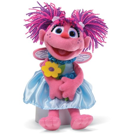 Abby Caddaby with Flowers - Stuffed Animal by GUND (320721) Baby Gund Comfy Cozy