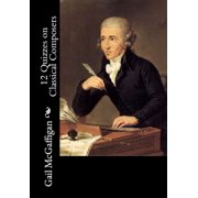 12 Quizzes on Classical Composers - eBook