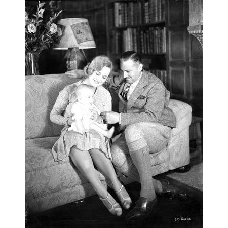 Film still featuring John Barrymore Photo Print