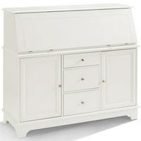 Crosley Furniture Sullivan Secretary Desk, Multiple Colors
