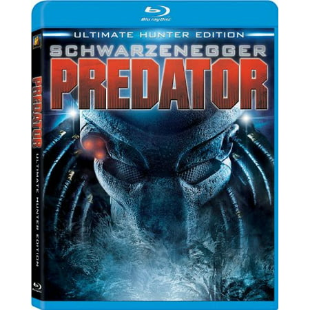Predator (Blu-ray) - Halloween Meets Bass