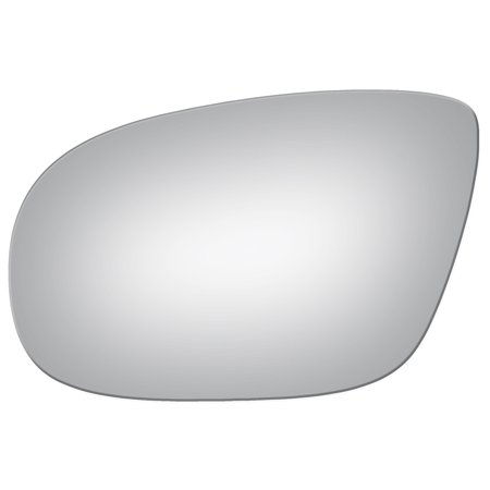 - Burco 2756 Driver Side Power Replacement Mirror Glass for 97 Buick Park Avenue