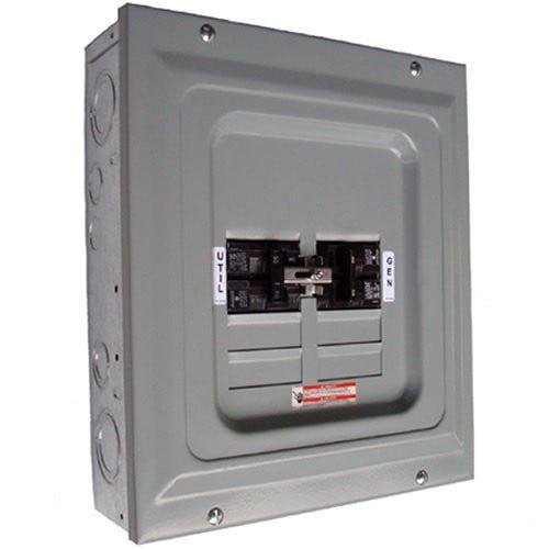 Generac 6333 60 Amp Single Load Indoor Manual Transfer Switch