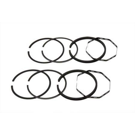 80 Shovelhead Piston Ring Set Standard,for Harley Davidson,by V-Twin ()