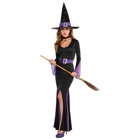 Witchy Witch Adult Costume - Medium](Witchy Witch)