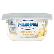Philadelphia Pineapple Cream Cheese Spread, 7.5 oz