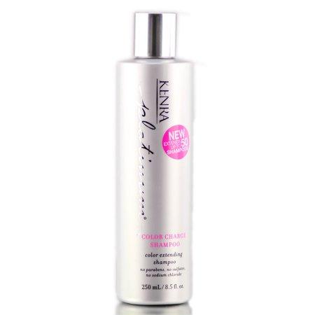 - Kenra Platinum Color Charge Shampoo - Size : 8.5 oz