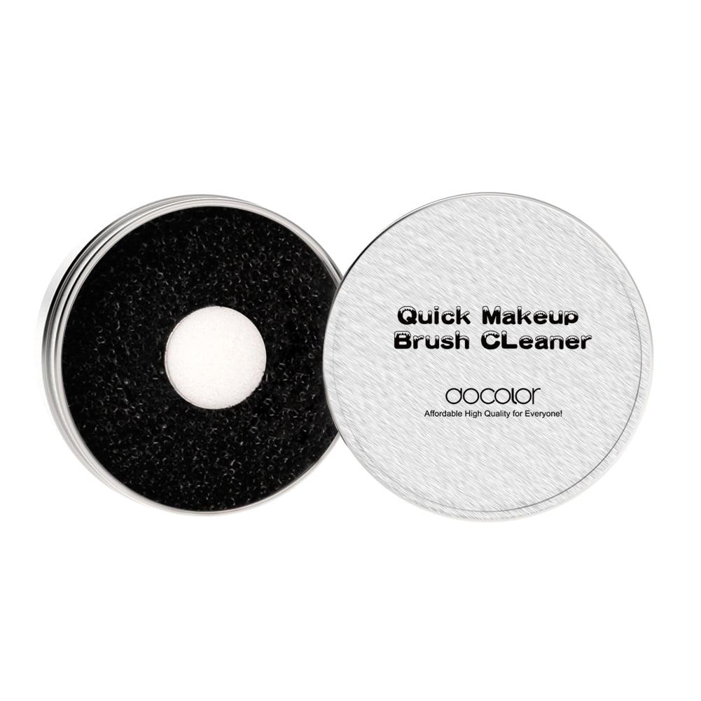 Docolor Makeup Brush Cleaner Sponge Removes