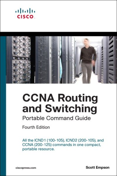 ccna routing and switching portable command guide icnd1 100 105 rh walmart com ccna portable command guide pdf ccna portable command guide ipv6