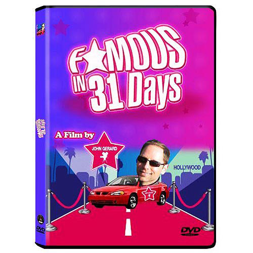Famous in 31 Days [DVD]