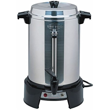Regal 58055R 55 Cup Coffee Urn Aluminum