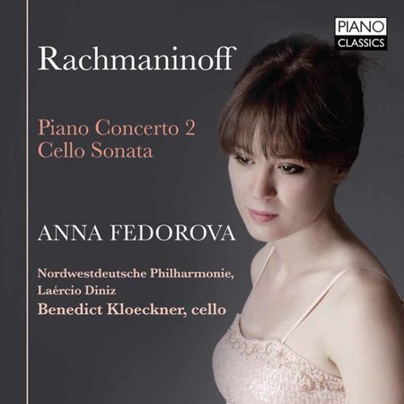 British Cello Sonatas (Rachmaninoff Piano Concerto No. 2 Cello)