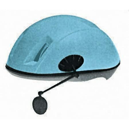 Third Eye Pro Helmet Bicycle Mirror (Best Bike Helmet Mirror)