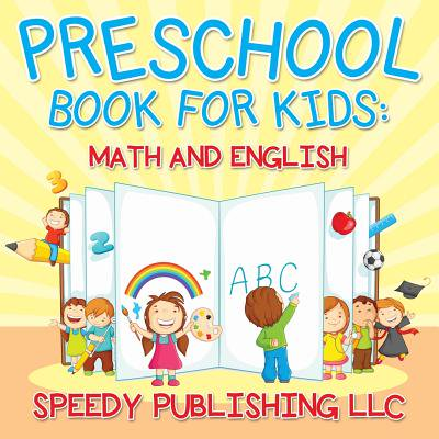 Preschool Book for Kids : Math and English (Preschool Math Halloween Worksheets)