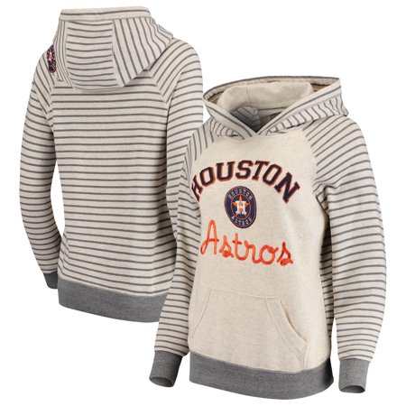save off 18c84 79c6d Houston Astros Soft as a Grape Women's Ultra Plush Striped ...