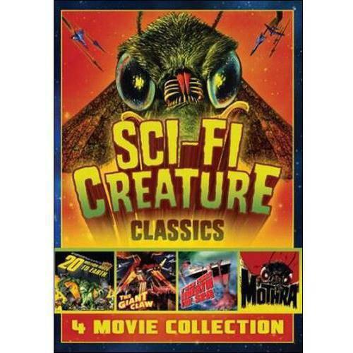 Sci-Fi Creature Classics: 4-Movie Collection
