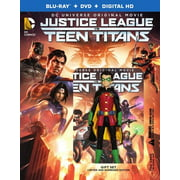 Justice League vs. Teen Titans (Blu-ray) by