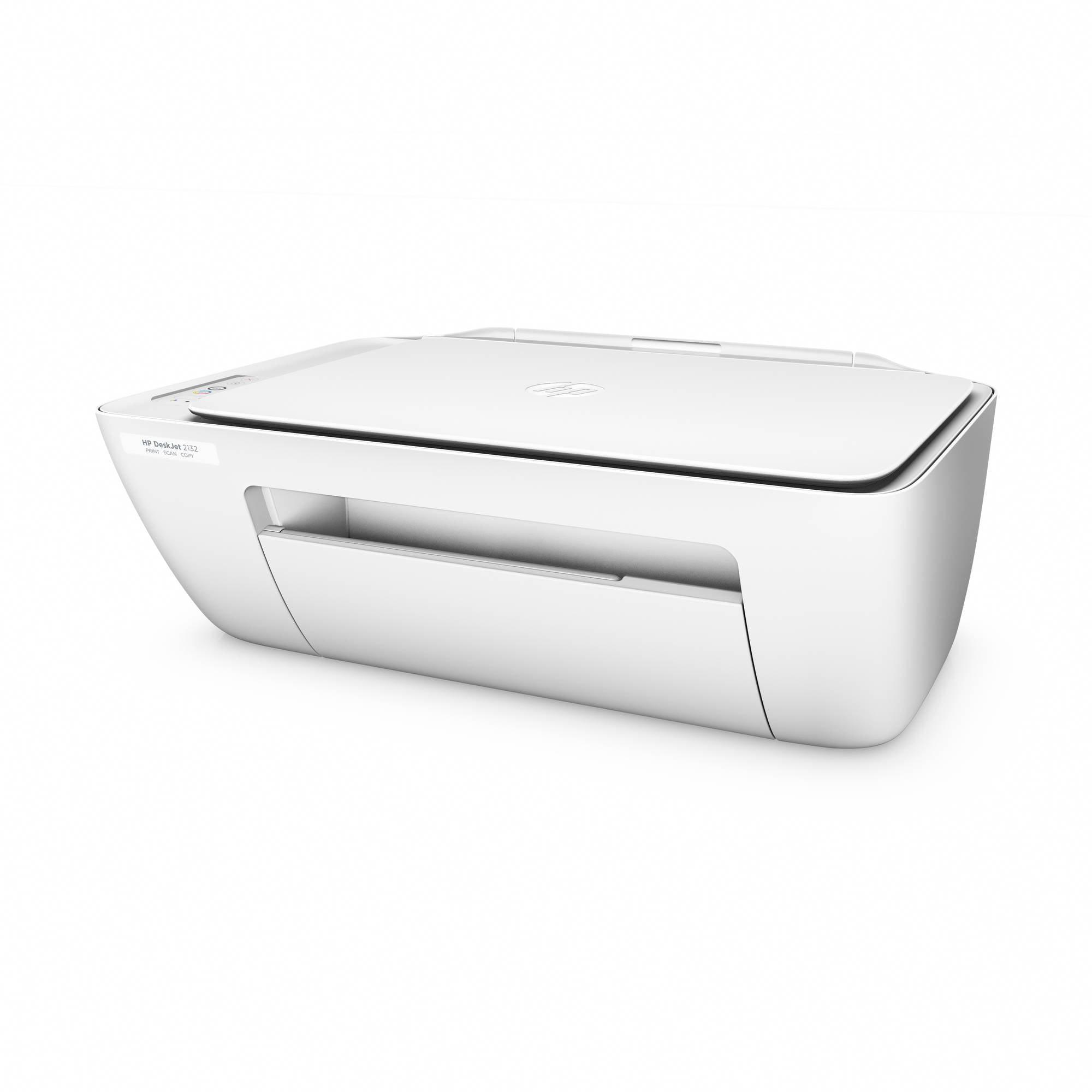 HP Deskjet 2132 All-in-One Printer/Copier/Scanner - Walmart.com