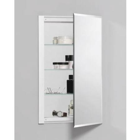 Robern Beveled Storage Cabinet (Robern RC1626D4FB1 R3 16