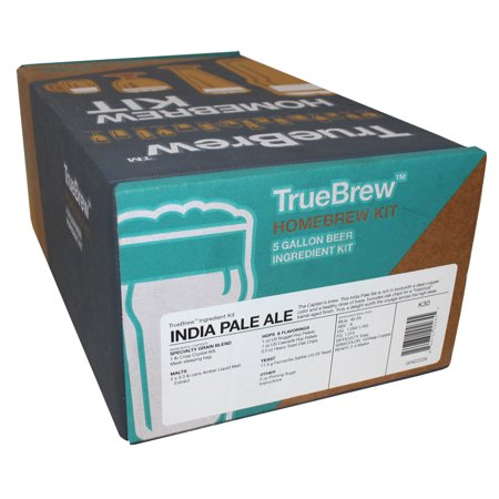 True Brew India Pale Ale Ingredient Kit (Limited) - Makes 5 (Best India Pale Ales)