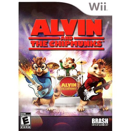 alvin & the chipmunks - nintendo wii - Alvin And The Chipmunks Birthday Party Supplies
