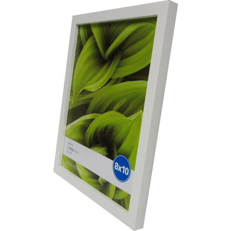 - Mainstays Linear 8x10 Frames, White, 3-Pack