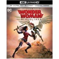 Wonder Woman: Bloodlines (4K Ultra HD + Blu-ray + Digital Copy)