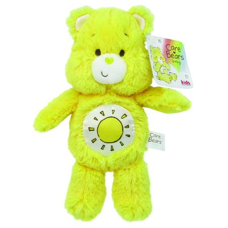 "Care Bears ""Funshine Bear"" Beanbag Plush"