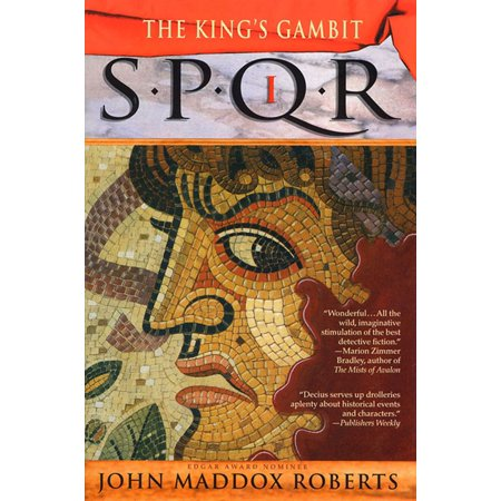 SPQR I: The Kings Gambit : A - Halloween Gambit