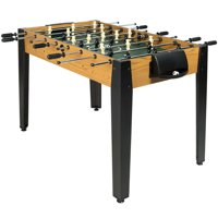 Deals on Costway 48-inch Wooden Foosball Table