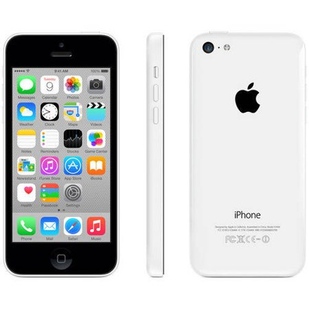 Refurbished Smartphone GSM Unlocked іРhone 5c 16GB Applе - White