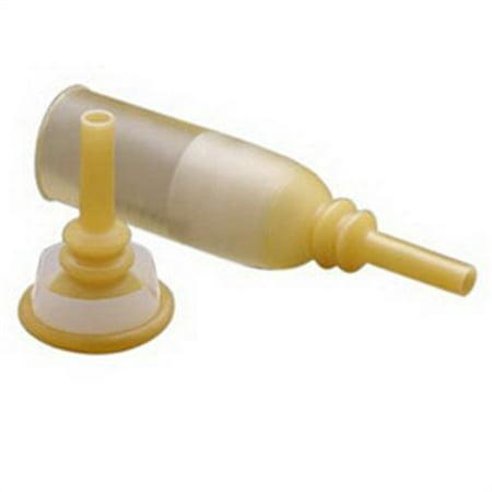 Extended Wear Male External Catheter, Intermediate 32 mm (Tan)