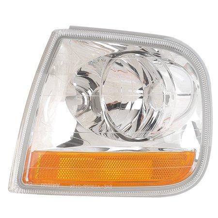 02 Corner Signal Light - Ford F-150 01 02 03 Lightning Type Corner Signal Light Pair 1L3Z 13200 13201 Ba, By Eagle Eye Lights from USA