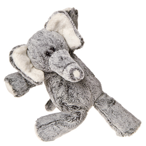 Marshmallow Zoo Plush Animals - Elephant