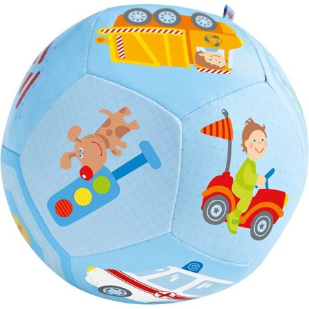 Haba Fabric Ball (Baby Ball Vehicles 5.5
