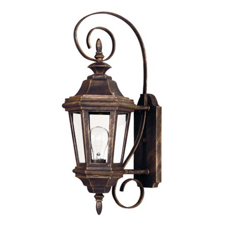 Kenroy Home Estate Antique Patina 1 Light Small Wall (Weathered Patina 3 Light)