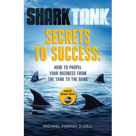 Shark Tank Secrets to Success - eBook